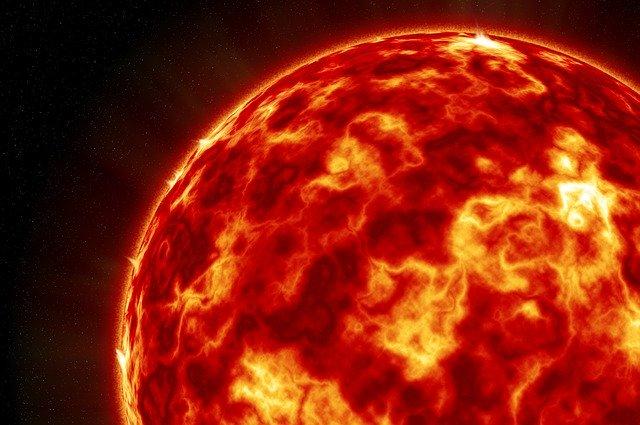 Solen, vores helt egen stjerne